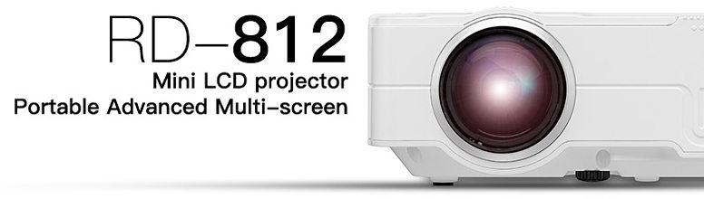Проектор RD-812
