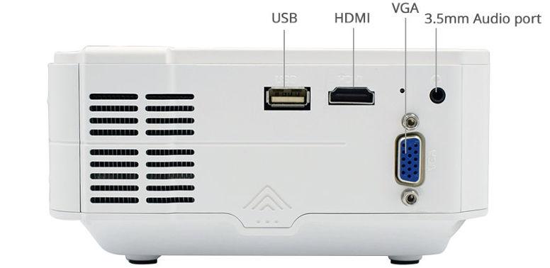 LED проектор RD-812