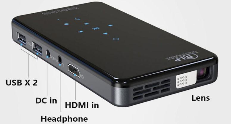 DLP мини-проектор X2