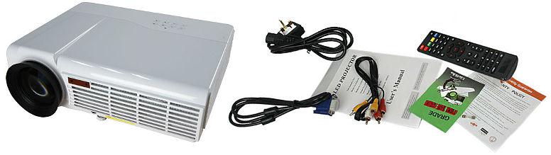 HD проектор LED-96 комплектация