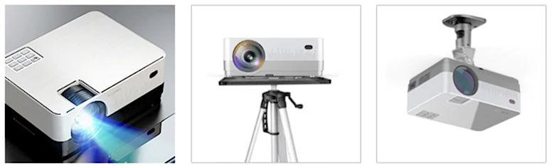 Смарт проектор HQ4