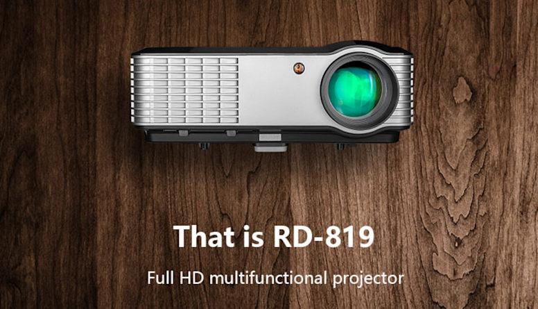 Проектор RD-819