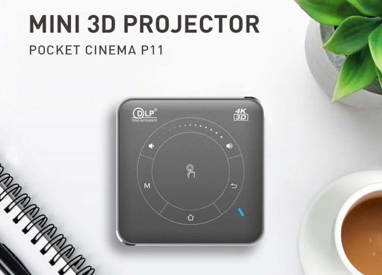 Проектор Vivicine P11