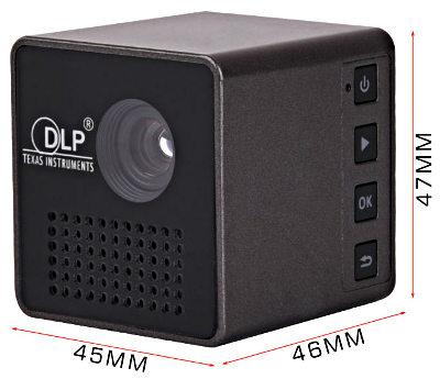 Микро-проектор DLP P1