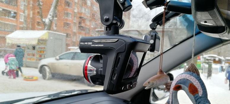 Видеорегистратор XPX G565