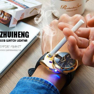 Часы-зажигалка ZHUOHENG SINCE2010