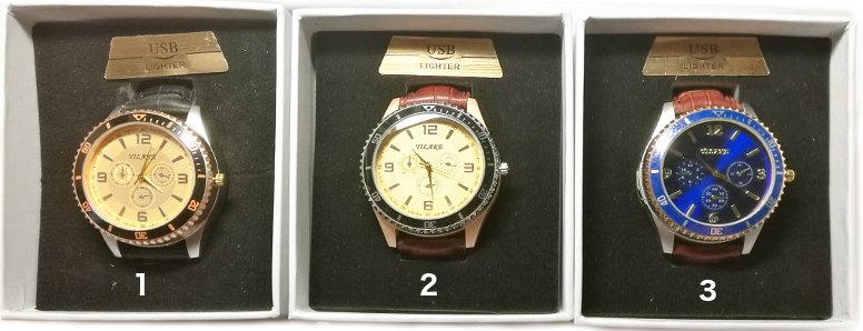 Часы-зажигалка HONGFA HF808