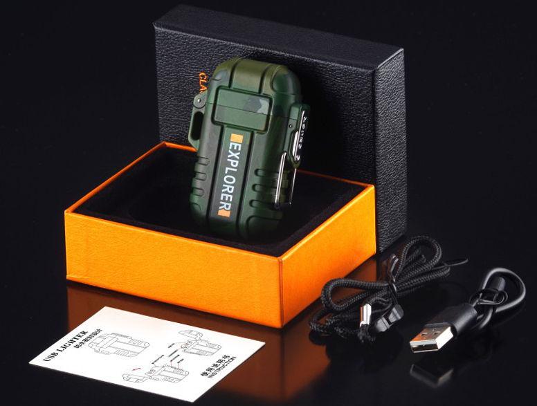 Водонепроницаемая зажигалка Explorer F12