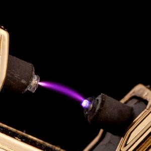 Зажигалка HaoZhe с гиросенсором
