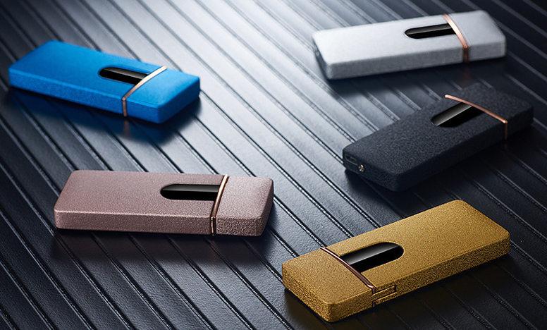 Электронная сенсорная USB-зажигалка