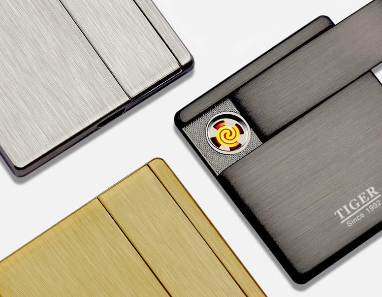 USB зажигалка Tiger TW950